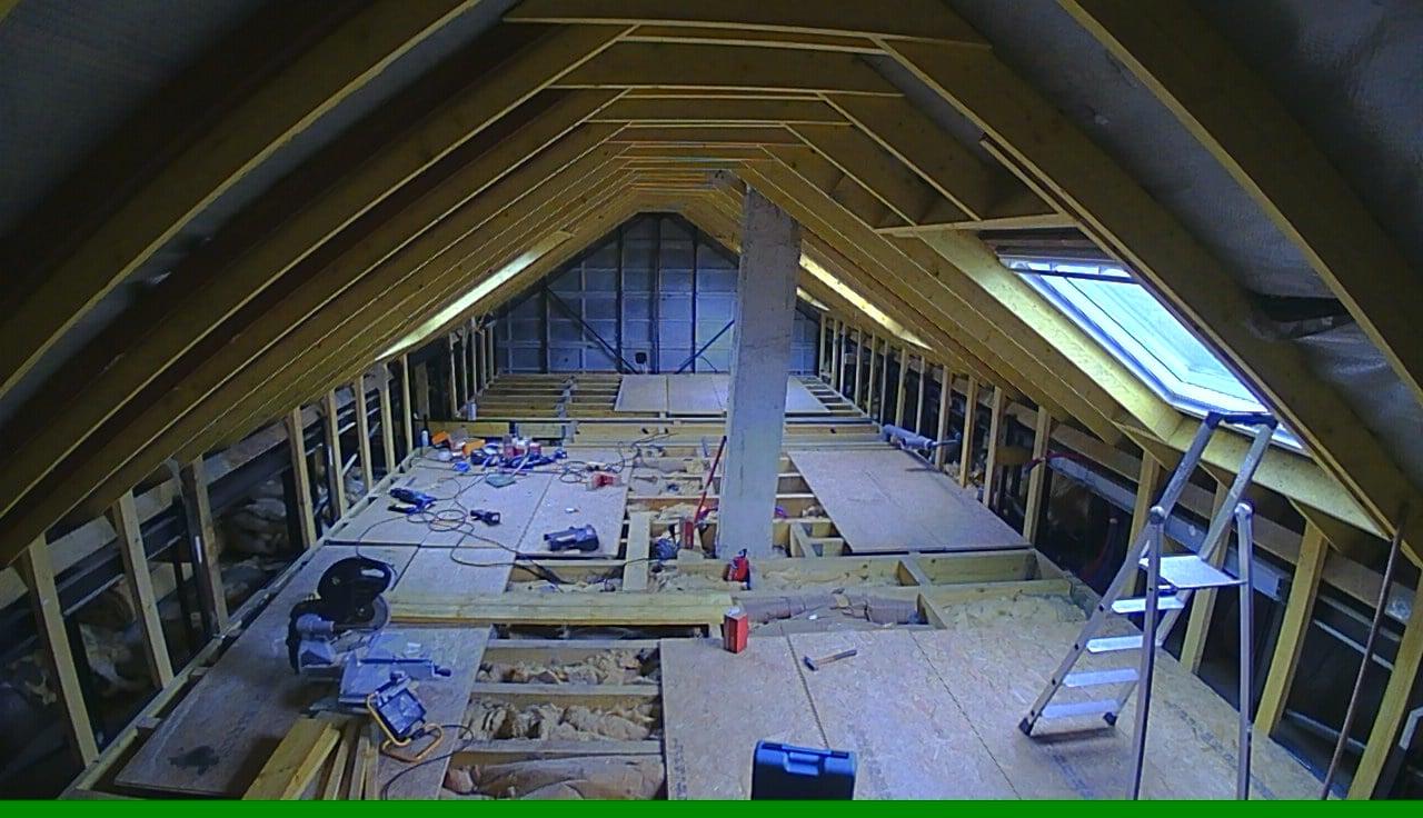 70 m2 r cup r s pour une maison charpente w acier d 39 une c l bre marque soderbat. Black Bedroom Furniture Sets. Home Design Ideas